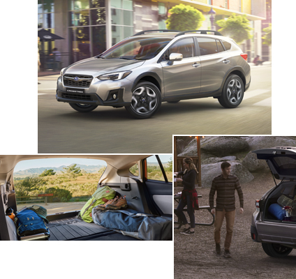 Subaru utility vehicles Crosstrek